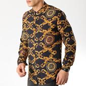 /achat-chemises-manches-longues/mtx-chemise-manches-longues-tm0039-noir-renaissance-170758.html