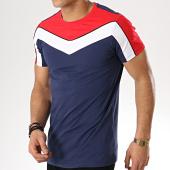 /achat-t-shirts/terance-kole-tee-shirt-tricolore-98212-bleu-marine-rouge-blanc-170839.html