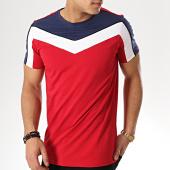 /achat-t-shirts/terance-kole-tee-shirt-tricolore-98212-rouge-bleu-marine-blanc-170840.html
