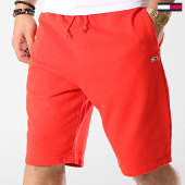 /achat-shorts-jogging/tommy-hilfiger-jeans-short-jogging-classics-6034-rouge-170753.html