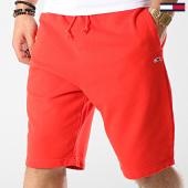 /achat-shorts-jogging/tommy-hilfiger-jeans-short-jogging-classics-6034-rouge-170753.html
