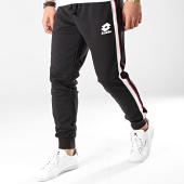 /achat-pantalons-joggings/lotto-pantalon-jogging-avec-bandes-athletica-ii-210879-noir-blanc-rouge-171024.html