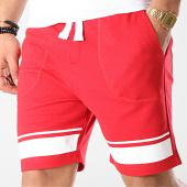 /achat-shorts-jogging/brave-soul-short-jogging-avec-bandes-h1076o61800k-rouge-blanc-171038.html
