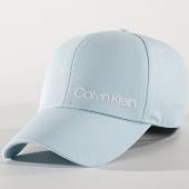 /achat-casquettes-de-baseball/calvin-klein-casquette-femme-side-logo-5170-bleu-clair-171020.html