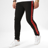 /achat-jeans/classic-series-jean-skinny-avec-bandes-th37501-noir-rouge-170880.html