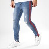/achat-jeans/classic-series-jean-skinny-avec-bandes-s58017-bleu-denim-rouge-170914.html
