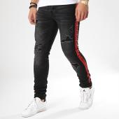 /achat-jeans/classic-series-jean-skinny-avec-bandes-s58018-noir-rouge-170921.html