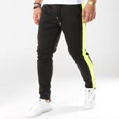 /achat-pantalons-joggings/frilivin-pantalon-jogging-a-bandes-1544-noir-jaune-fluo-170935.html