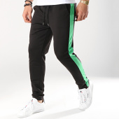 /achat-pantalons-joggings/frilivin-pantalon-jogging-a-bandes-1544-noir-vert-170939.html