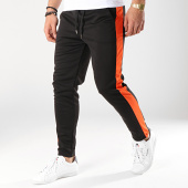 /achat-pantalons-joggings/frilivin-pantalon-jogging-a-bandes-1544-noir-orange-170940.html