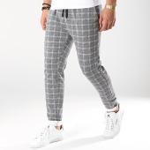 /achat-pantalons-carreaux/frilivin-pantalon-carreaux-7337-blanc-noir-170998.html