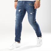 /achat-jeans/le-temps-des-cerises-jean-slim-915-ruw-bleu-denim-171004.html