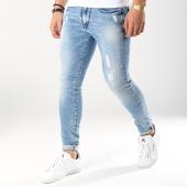 /achat-jeans/le-temps-des-cerises-jean-skinny-power-bleu-denim-171006.html