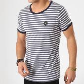 /achat-t-shirts/le-temps-des-cerises-tee-shirt-tobias-bleu-marine-blanc-171014.html