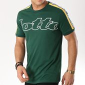 /achat-t-shirts/lotto-tee-shirt-avec-bandes-athletica-ii-210874-vert-171027.html