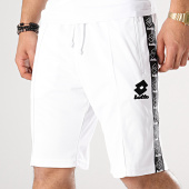 /achat-shorts-jogging/lotto-short-jogging-avec-bandes-athletica-ii-210877-blanc-noir-171033.html