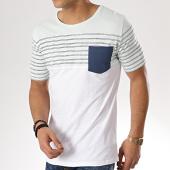 /achat-t-shirts-poche/sky-rebel-tee-shirt-poche-h1515z21093a-blanc-vert-170950.html