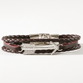 /achat-bracelets/california-jewels-bracelet-arrow-marron-171154.html