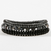 /achat-bracelets/classic-series-lot-de-3-bracelets-17-noir-argente-171062.html