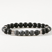 /achat-bracelets/classic-series-bracelet-01-noir-argente-171065.html