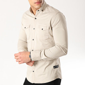 /achat-chemises-manches-longues/classic-series-chemise-manches-longues-16421-beige-171125.html