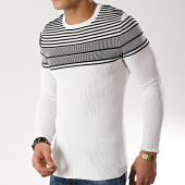 /achat-pulls/classic-series-pull-3205-blanc-noir-171165.html