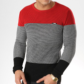 /achat-pulls/classic-series-pull-3202-noir-blanc-rouge-171174.html