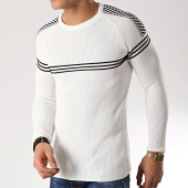 /achat-pulls/classic-series-pull-3206-blanc-noir-171178.html