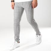 /achat-pantalons-carreaux/classic-series-pantalon-carreaux-28039-gris-171236.html