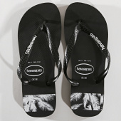 /achat-tongs/havaianas-tongs-top-stripes-logo-4132585-noir-floral-171147.html