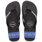 /achat-tongs/havaianas-tongs-stripes-logo-4132585-noir-bleu-roi-bandana-171148.html
