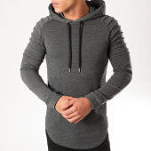 /achat-sweats-capuche/lbo-sweat-capuche-oversize-613-gris-fonce-171273.html