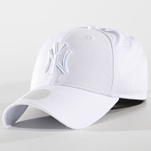 8162ff5b6b8 New Era - Casquette Femme League Essential New York Yankees 80524868 Blanc