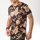/achat-t-shirts/project-x-tee-shirt-1910029-noir-floral-171242.html