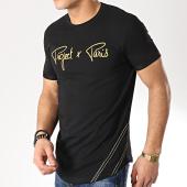 /achat-t-shirts-longs-oversize/project-x-tee-shirt-oversize-1910025-noir-dore-171243.html