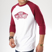 /achat-t-shirts-manches-longues/vans-tee-shirt-manches-longues-otw-raglan-xxmtd3-blanc-bordeaux-171163.html