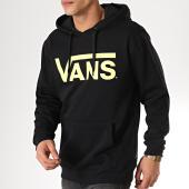 /achat-sweats-capuche/vans-sweat-capuche-classic-pu-j8ntd61-noir-jaune-171180.html