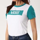 /achat-t-shirts/vans-tee-shirt-femme-tangle-range-a3ulluwj-blanc-vert-171184.html