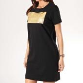 /achat-robes/versace-jeans-robe-femme-tdm900-d2htb440-30187-noir-dore-171260.html