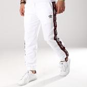 /achat-pantalons-joggings/umbro-pantalon-jogging-avec-bandes-authentic-696660-60--blanc-noir-171317.html