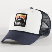 /achat-trucker/element-casquette-trucker-peak-bleu-marine-blanc-171366.html