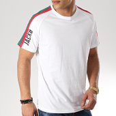 /achat-t-shirts/jack-and-jones-tee-shirt-a-bandes-calvin-blanc-vert-rouge-171491.html