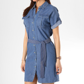 /achat-robes/only-robe-femme-justine-lyocell-bleu-denim-171384.html