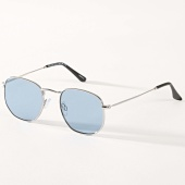 /achat-lunettes-de-soleil/selected-lunettes-de-soleil-kristian-argente-noir-171306.html