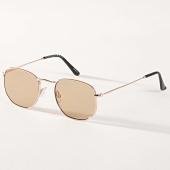 /achat-lunettes-de-soleil/selected-lunettes-de-soleil-kristian-dore-marron-171308.html