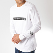 /achat-t-shirts-manches-longues/the-north-face-tee-shirt-manches-longues-3s3g-blanc-171382.html