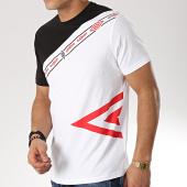 /achat-t-shirts/umbro-tee-shirt-cot-697070-60-blanc-noir-rouge-171319.html