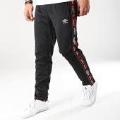 /achat-pantalons-joggings/umbro-pantalon-jogging-avec-bandes-authentic-697310-60-noir-rouge-171332.html