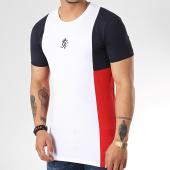 /achat-t-shirts/gym-king-tee-shirt-front-panel-blanc-rouge-bleu-marine-171809.html