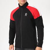 /achat-vestes/gym-king-veste-zippee-core-plus-contrast-noir-171817.html